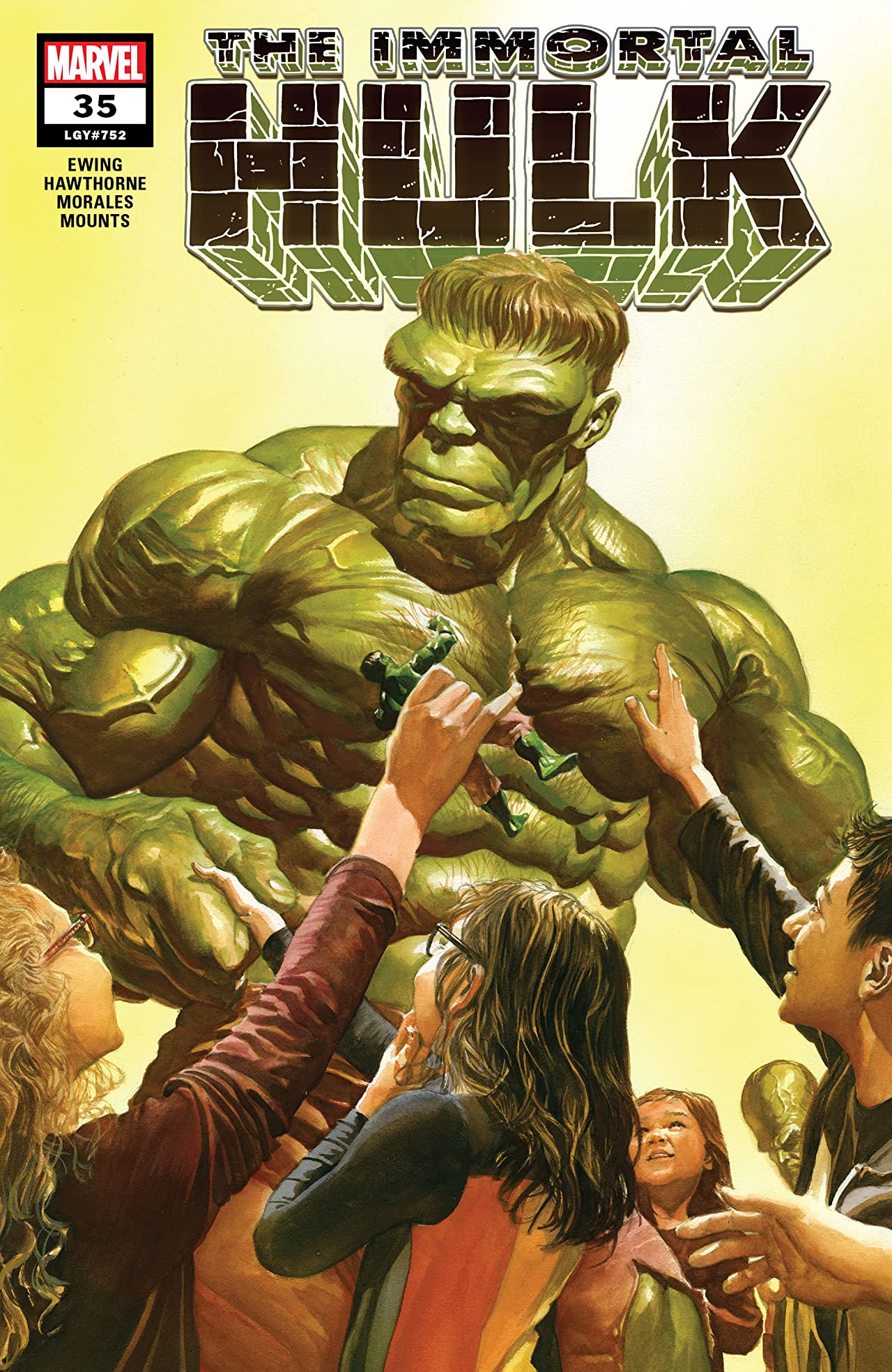 Immortal Hulk (2018-) No.35