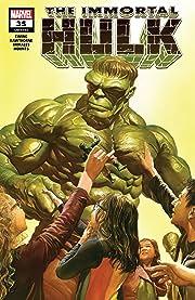 Immortal Hulk (2018-) #35