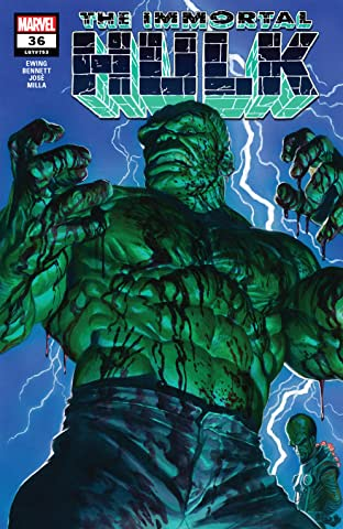 Immortal Hulk (2018-) No.36