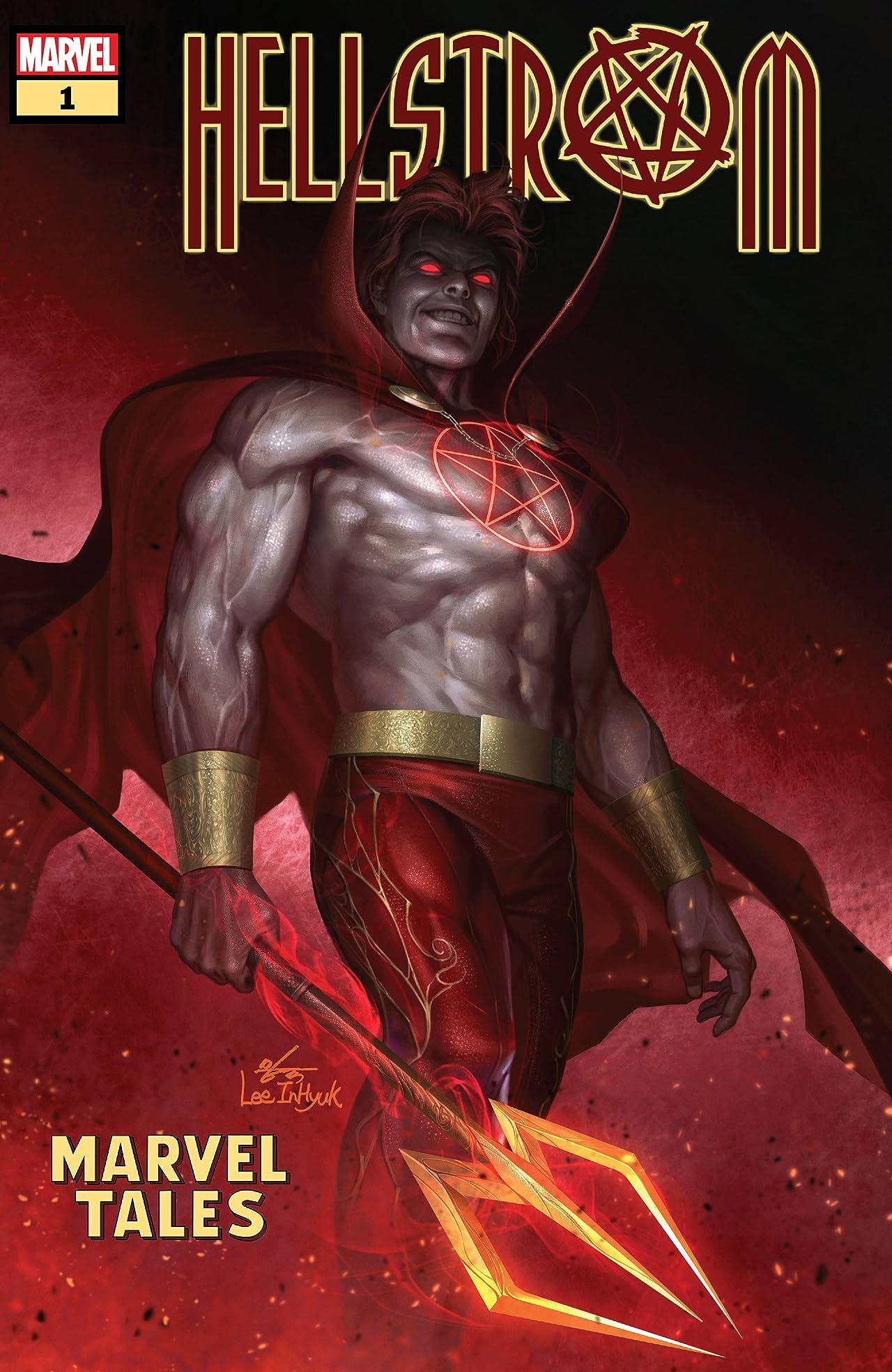 Hellstrom: Marvel Tales (2020) No.1