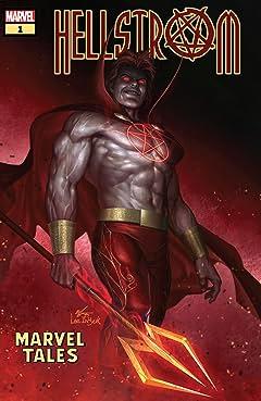 Marvel Tales: Hellstrom (2020) #1