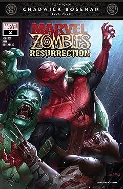 Marvel Zombies: Resurrection (2020) #3 (of 4)
