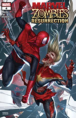 Marvel Zombies: Resurrection (2020) #4 (of 4)