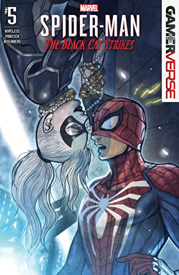 Marvel's Spider-Man: The Black Cat Strikes (2020) No.5 (sur 5)
