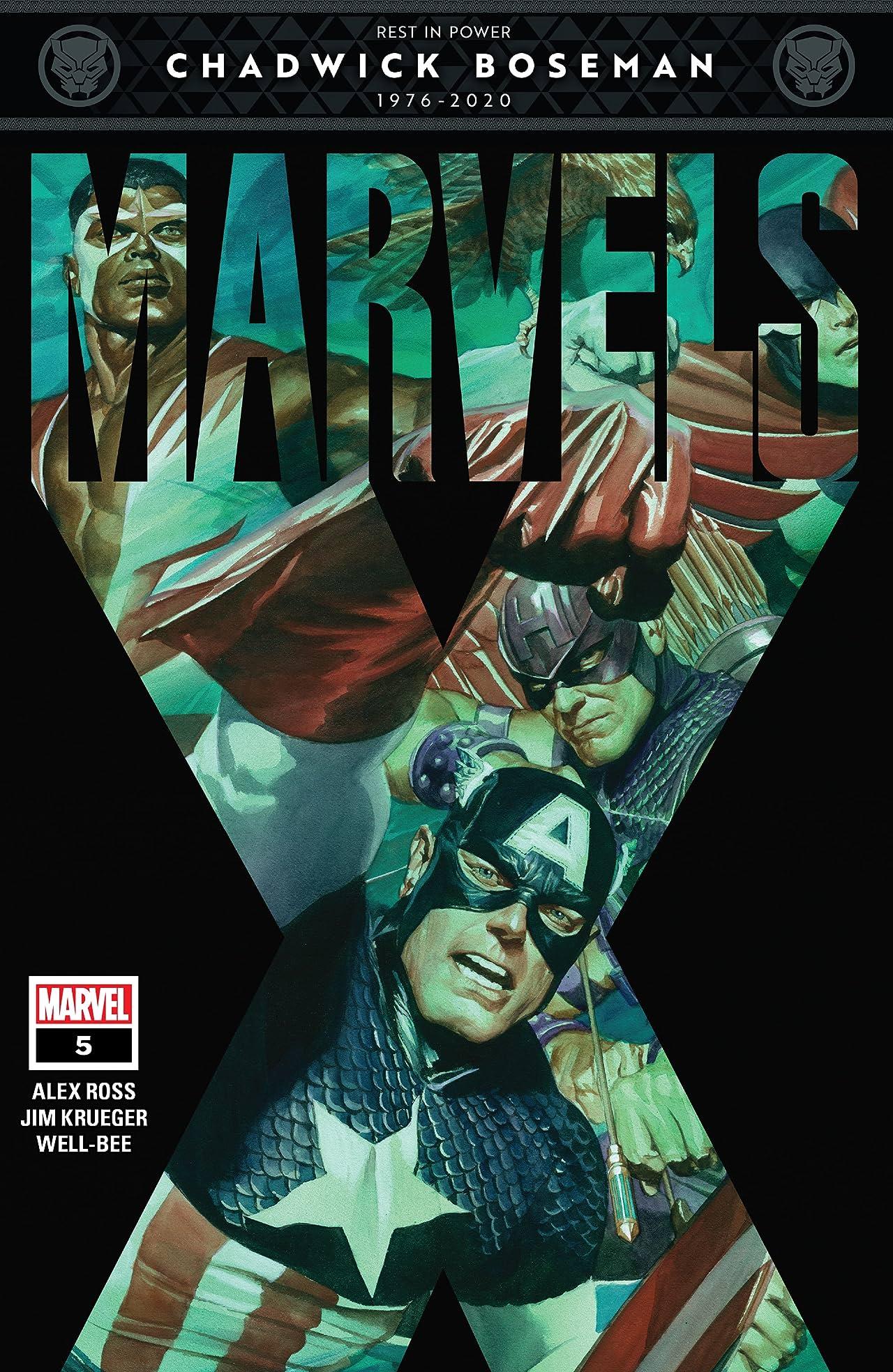 Marvels X (2020) No.5 (sur 6)