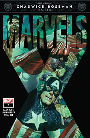 Marvels X (2020) #5 (of 6)