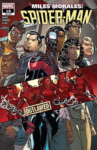 Miles Morales: Spider-Man (2018-) #18