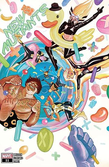 New Mutants (2019-) #11