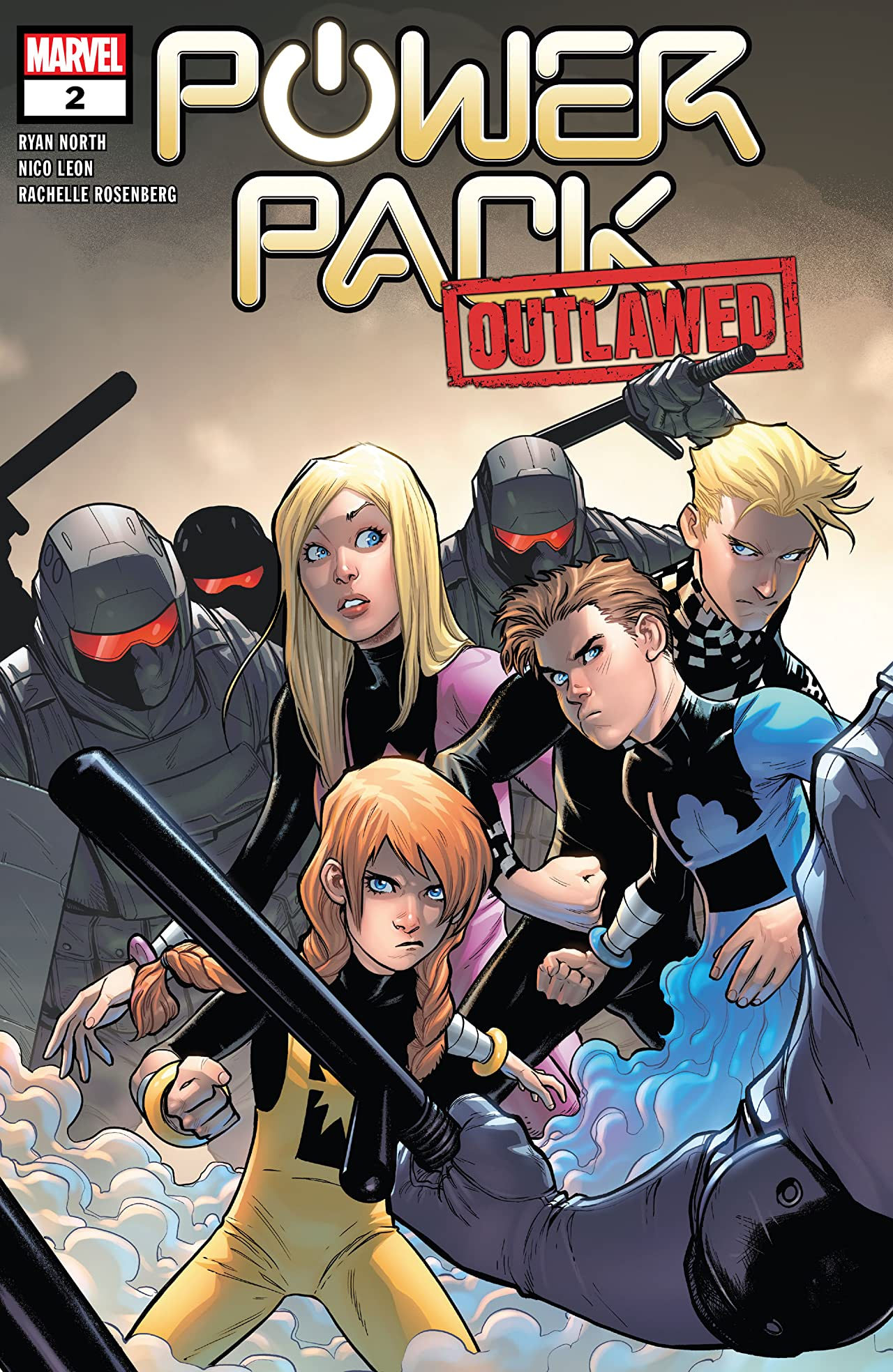 Power Pack (2020-) #2 (of 5)