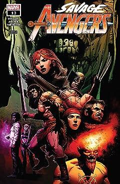 Savage Avengers (2019-) #13