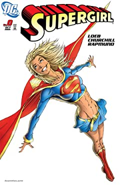 Supergirl (2005-2011) No.0