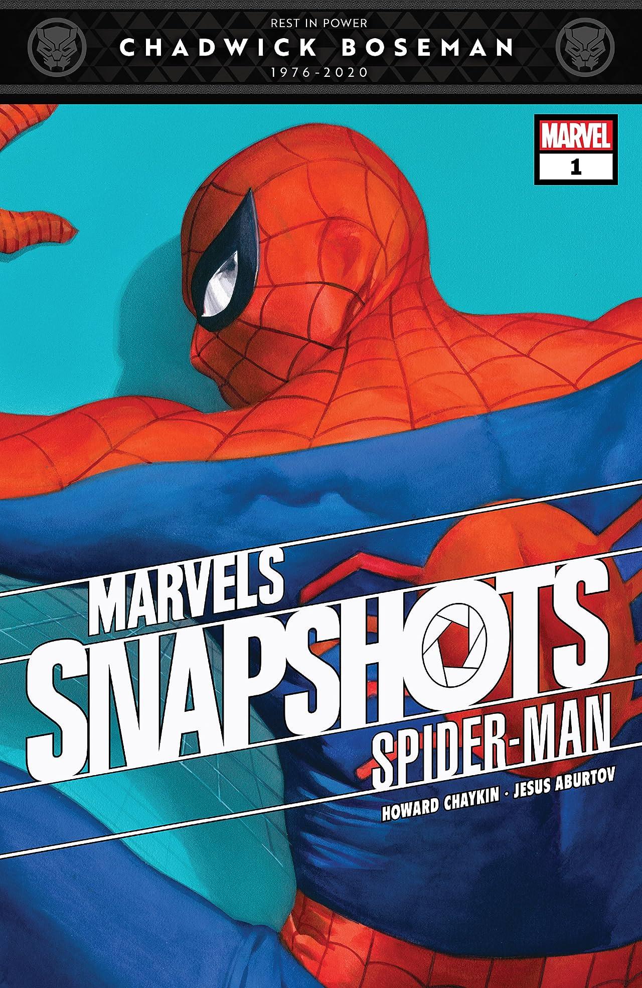 Spider-Man: Marvels Snapshot (2020) No.1