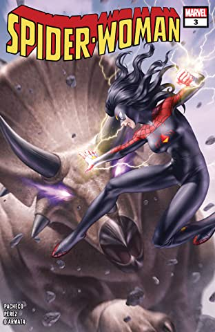 Spider-Woman (2020-) No.3