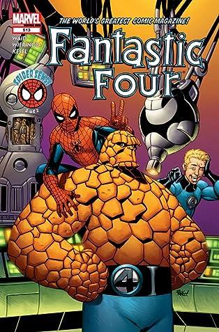 Fantastic Four (1998-2012) #513