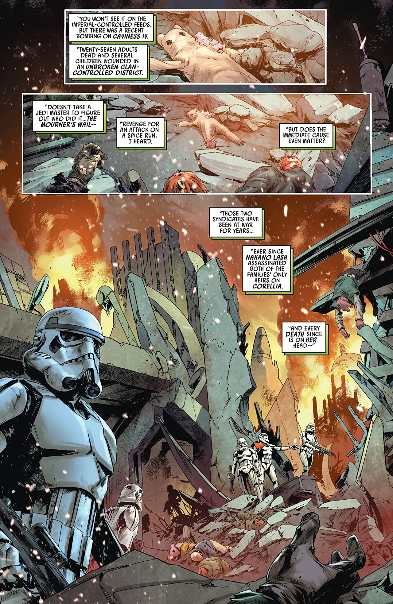 Star Wars: Bounty Hunters (2020-) #4