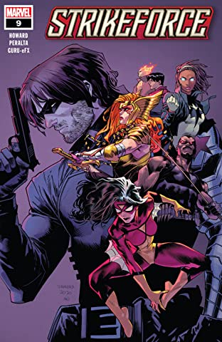 Strikeforce (2019-) #9