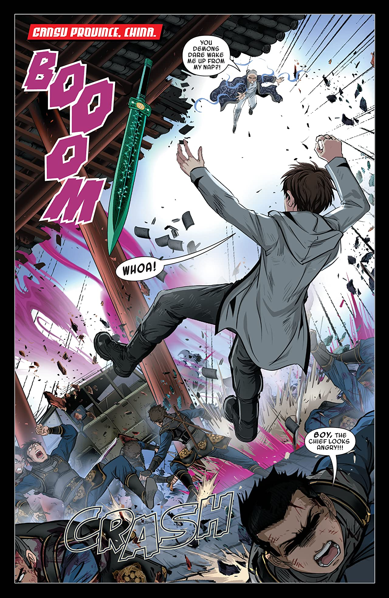 Sword Master (2019-) #11