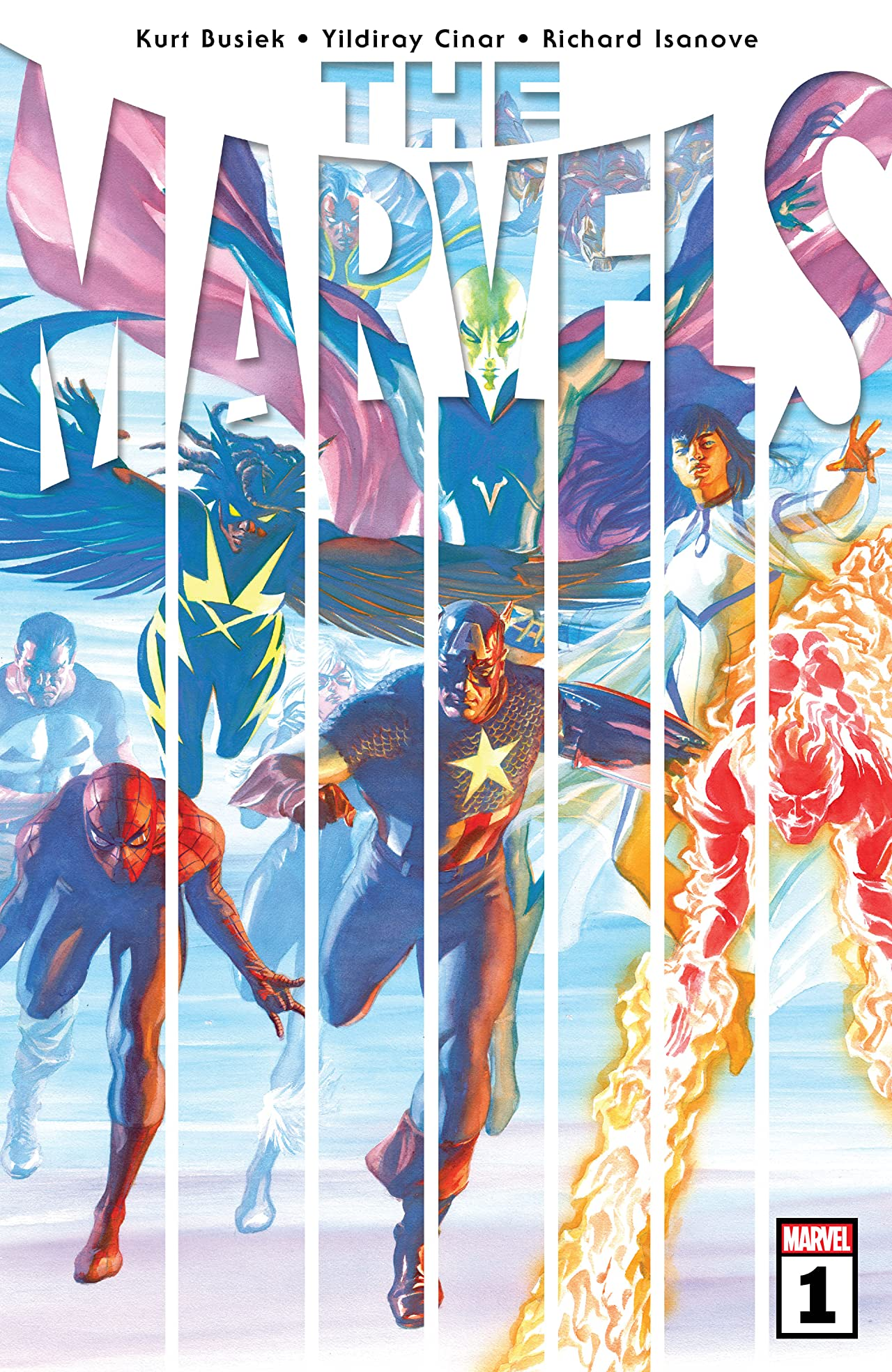 The Marvels (2020-) No.1