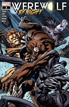 Werewolf By Night (2020-) #2 (of 4)