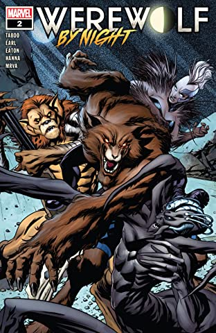 Werewolf By Night (2020-) #2 (of 4)