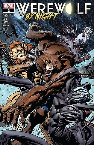 Werewolf By Night (2020) #2 (of 4)