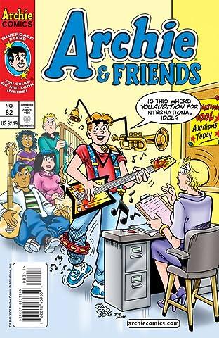 Archie & Friends #82