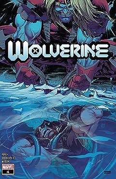 Wolverine (2020-) #4