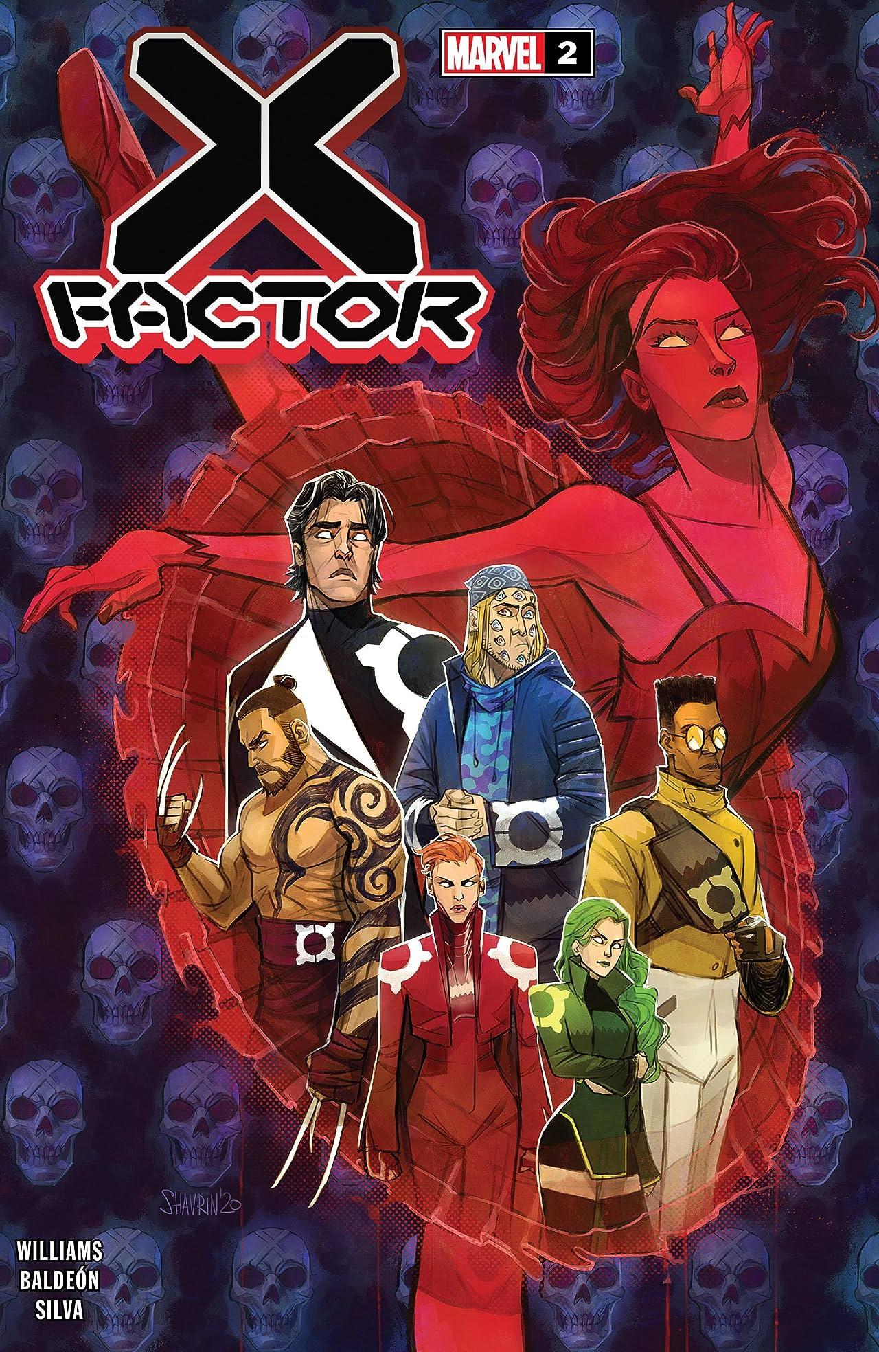 X-Factor (2020-) #2