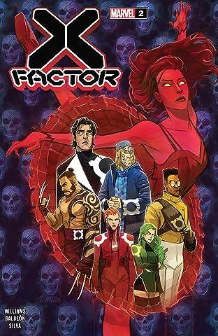 X-Factor (2020-) No.2