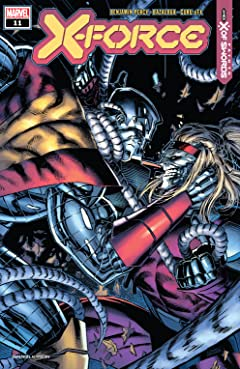 X-Force (2019-) #11