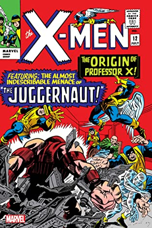 Uncanny X-Men (1963-2011) #12: Facsimile Edition