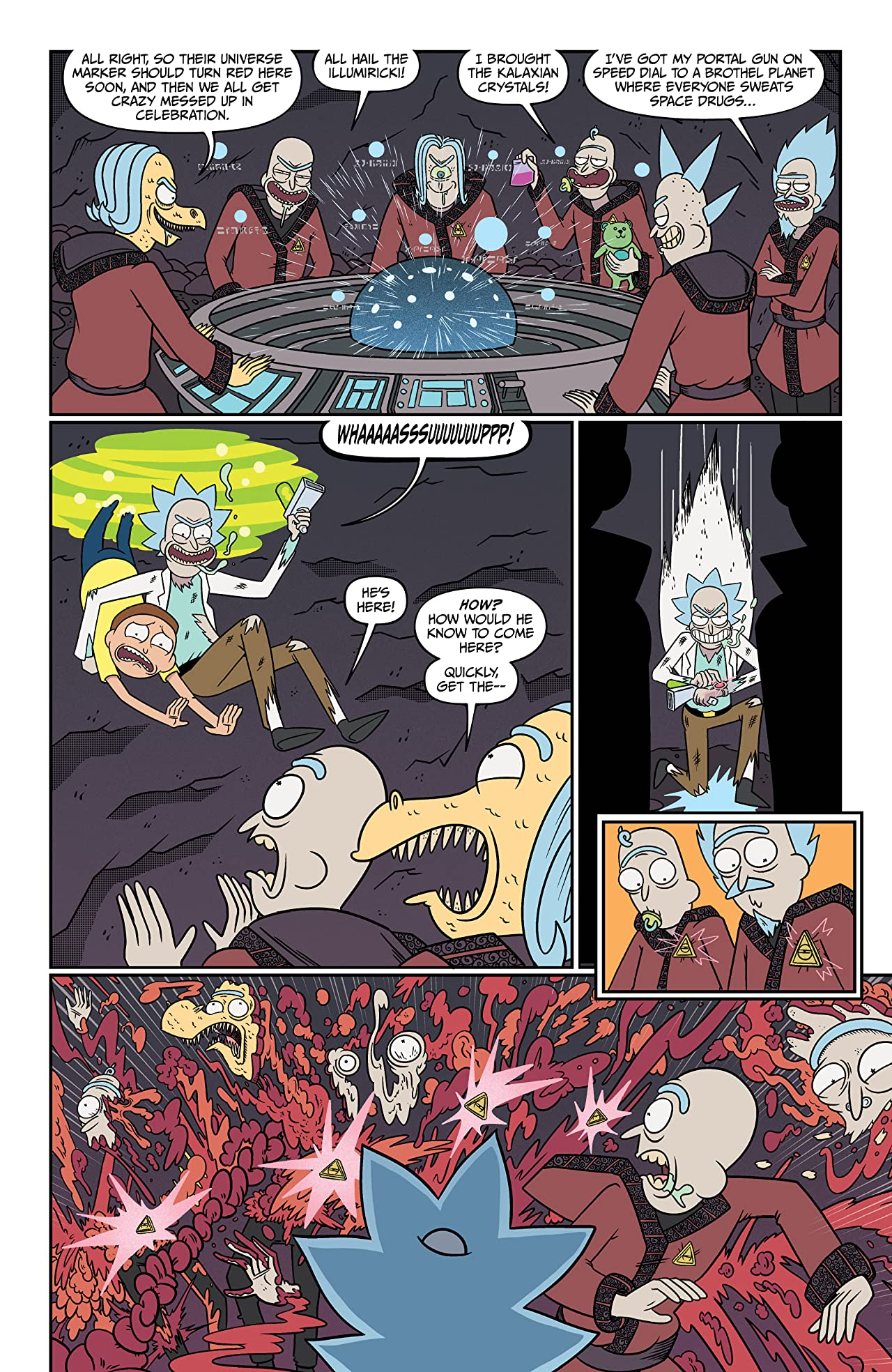 Rick and Morty #60