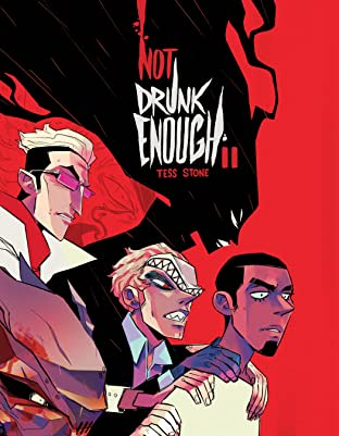 Not Drunk Enough Book Two