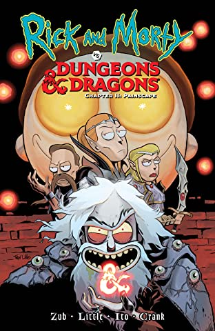 Rick and Morty vs. Dungeons & Dragons II: Painscape