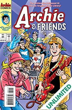 Archie & Friends #84