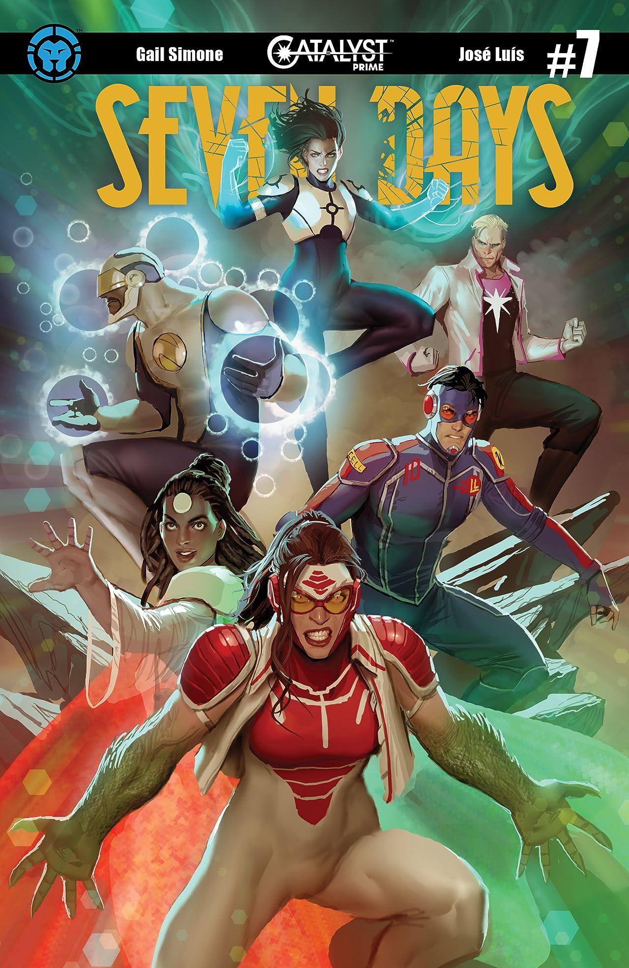 Catalyst Prime: Seven Days #7