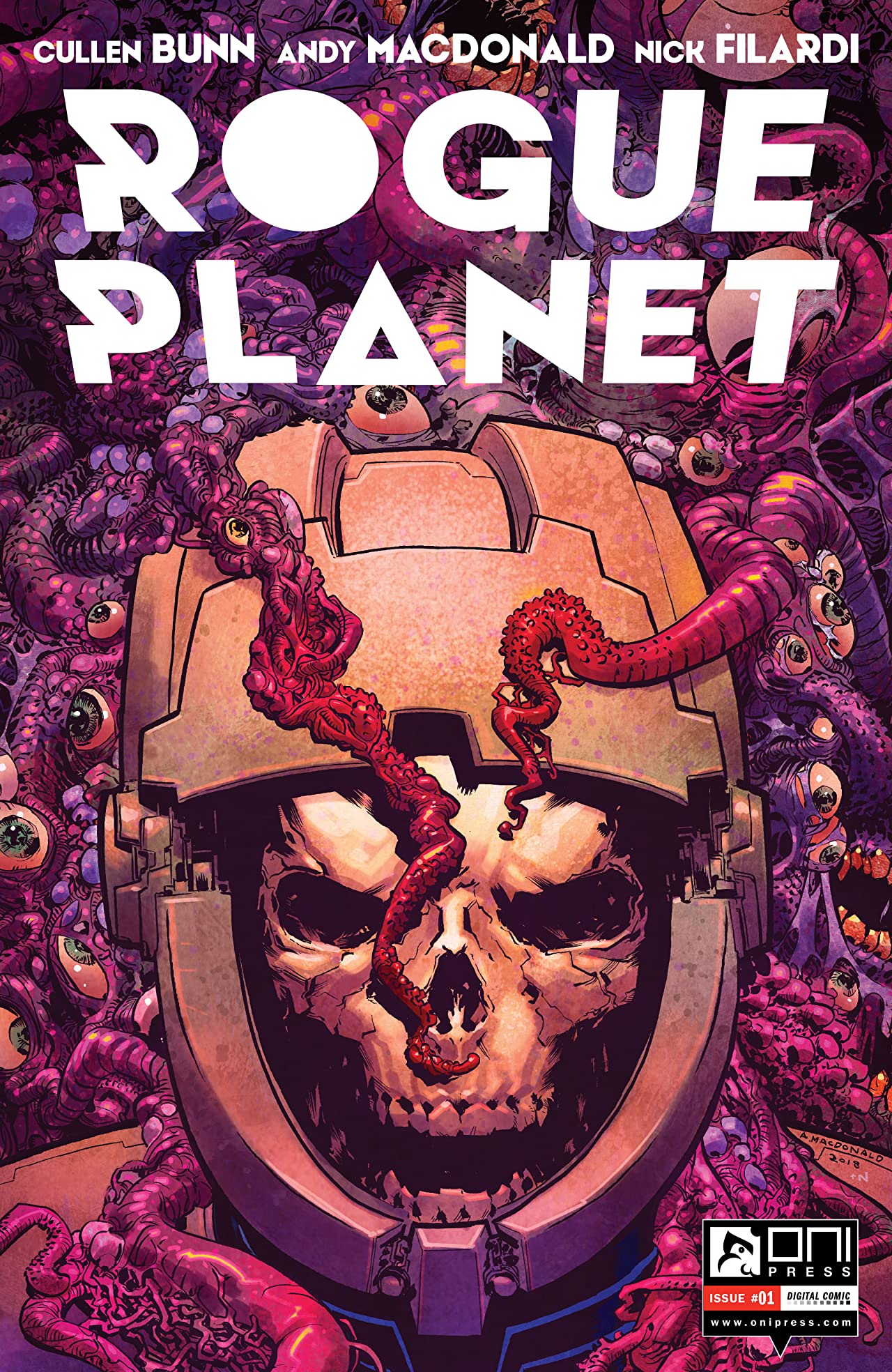 Rogue Planet No.1