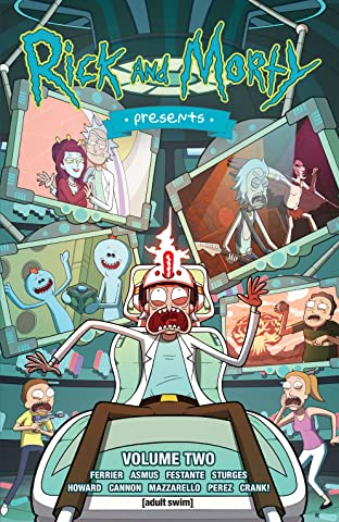 Rick and Morty Presents Tome 2