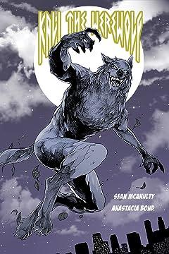 Kali the Werewolf