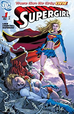 Supergirl (2005-2011) No.1