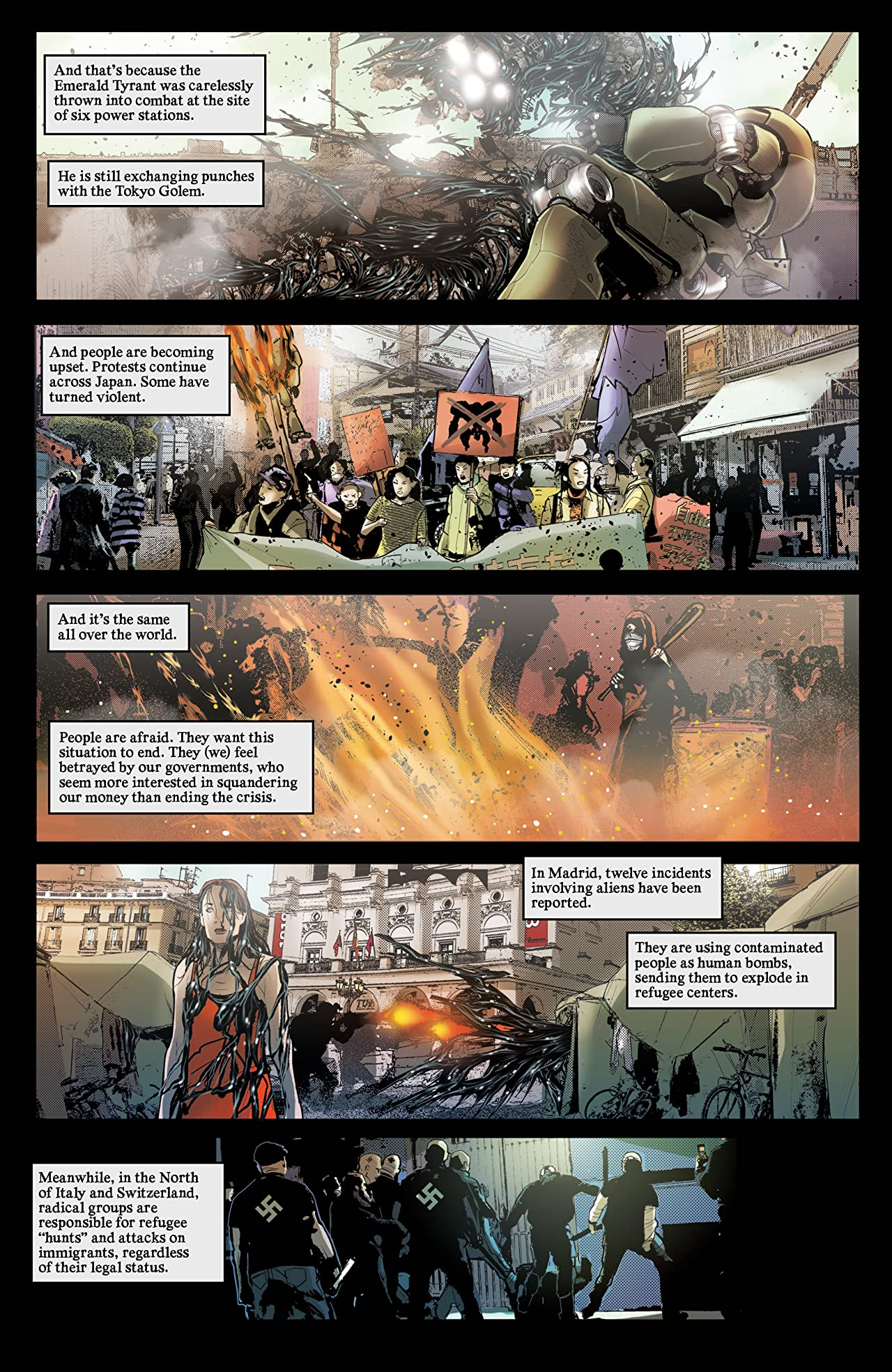 Rise of the Tyrant #4