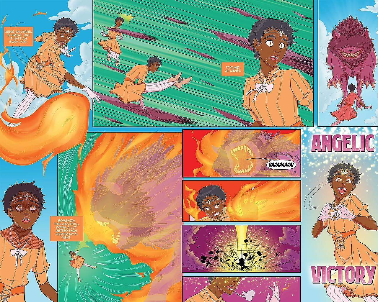 Flame Angel #1