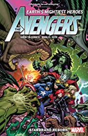 Avengers by Jason Aaron Vol. 6: Star Brand Reborn