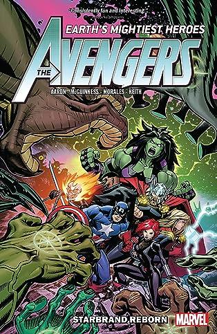 Avengers by Jason Aaron Vol. 6: Star Brand Reborn