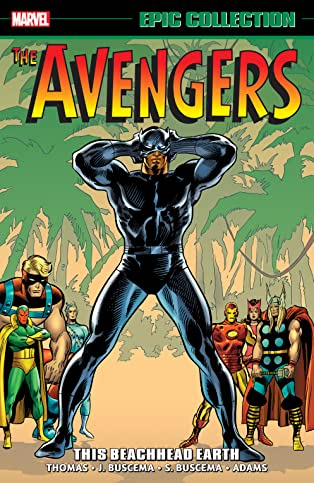 Avengers Epic Collection: This Beachhead Earth