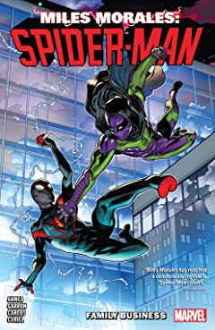 Miles Morales Tome 3: Family Business