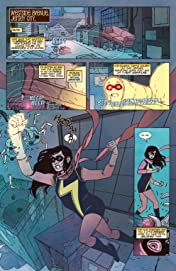 Ms. Marvel Meets The Marvel Universe