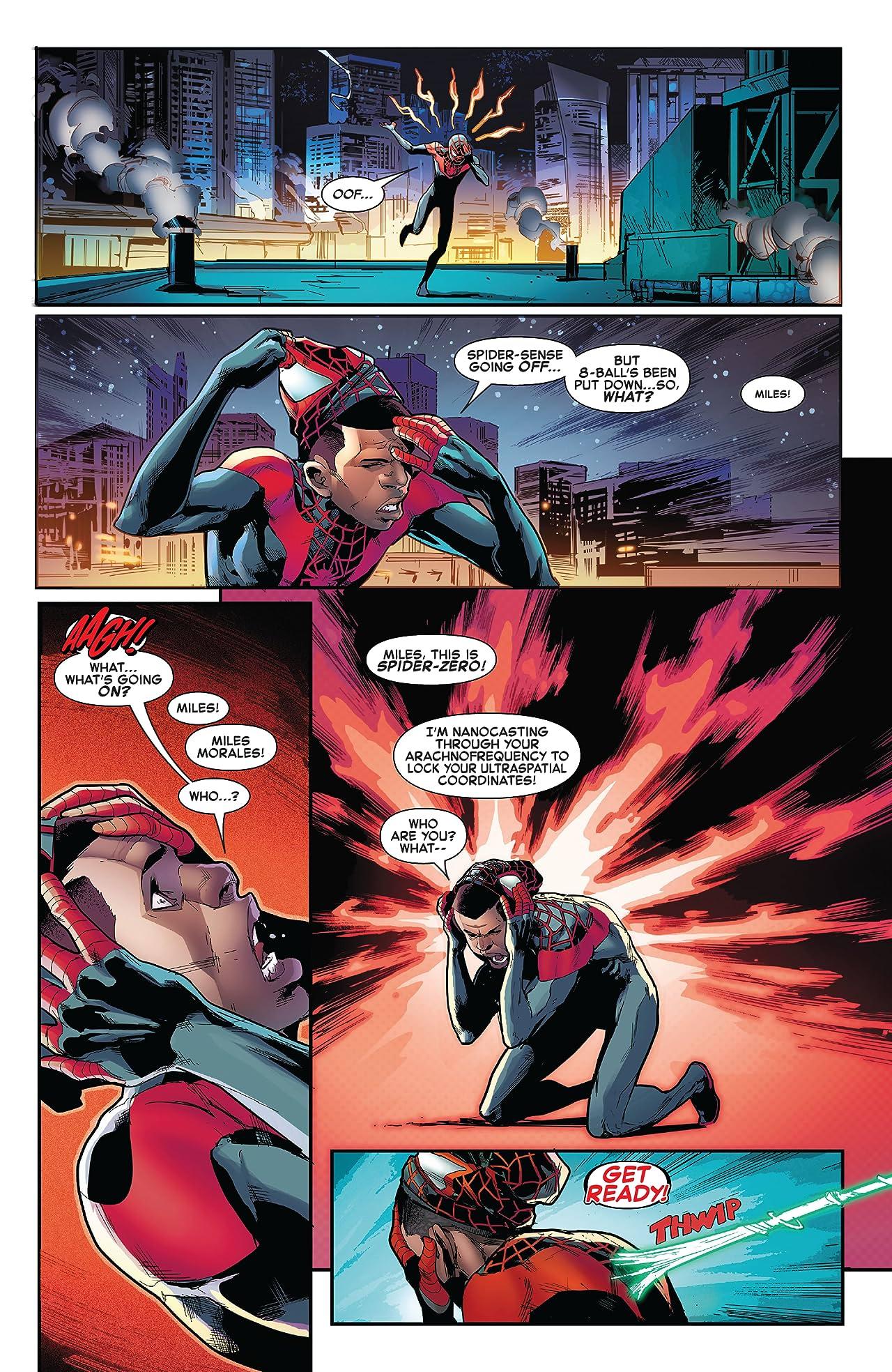 Spider-Verse: Spider-Zero