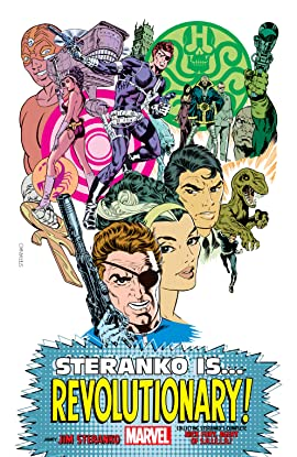 Steranko Is… Revolutionary!