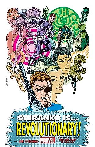 Steranko Is… Revolutionary!
